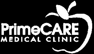 PrimeCARE Logo White